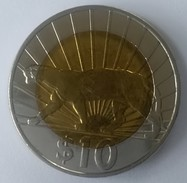 URUGUAY - 10 Pesos 2011 - PUMA - Superbe - - Uruguay