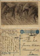 FRANCHIGIA WWII POSTA MILITARE 74 1943 VIZZINI X PALERMO - 1900-44 Vittorio Emanuele III