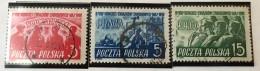 Poland - (0) - 1949 - #  527/529 - 1944-.... Republik