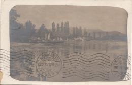 KYTHIRA (Griechenland) - Fotokarte Gel.1913?, Seltene 3 Fach Frankierung - Griechenland