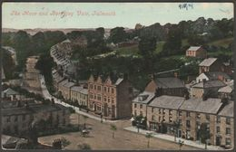 The Moor & Berkeley Vale, Falmouth, Cornwall, 1909 - Valentine's Postcard - Falmouth
