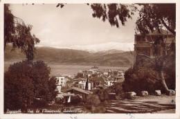 BEYROUTH VUE DE L UNIVERSITE AMERICAINE - Liban