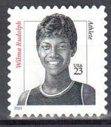 United States 2004 Wilma Rudolph - Sc # 3422,3436  - Mi 3849IBA -  Used - Gebruikt