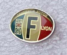 Pins Voitures Automobile Car . AUDI . VAG . VOLKSWAGEN Lyon - Audi