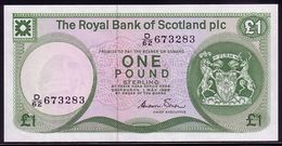 Scotland 1 Pound 01.05.1986 UNC - Scozia