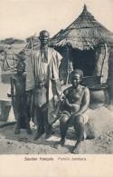 H2 - SOUDAN FRANÇAIS - Une Famille Bambaras - Sudan