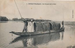 H2 - SOUDAN FRANÇAIS - En Pirougue Sur Le Bani - Sudan