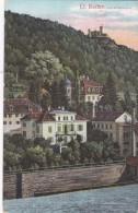 Et. Baden Und Schartenfels (2077) * 17. XI. 1907 - AG Aargau