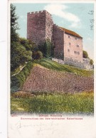 Schloss Habsburg - Stammschloss Des österreichischen Kaiserhauses (2500) * 9. 8. 1906 - AG Aargau