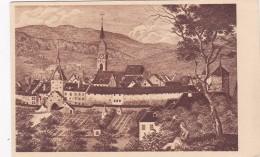 Zofingen - Gesamtansicht Vor Hundert Jahren - AG Aargau