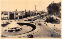 BRUXELLES - Exposition De 1935 - L'Allée Du Centenaire - Weltausstellungen