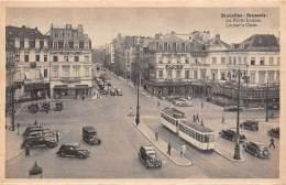 BRUXELLES - La Porte Louise - Lanen, Boulevards