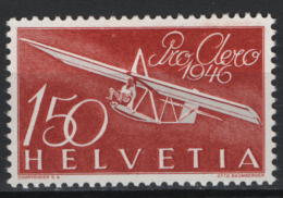 Svizzera 1946 Unif. A40 **/MNH VF - Poste Aérienne