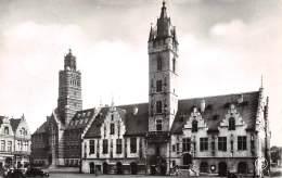 DENDERMONDE - Stadhuis En Gerechtshof - Dendermonde