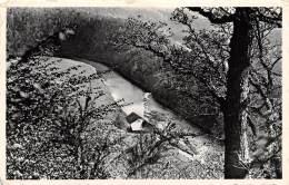 HERBEUMONT S/SEMOIS - Moulin Willaimes At La Semois (vus Du Château-Fort) - Herbeumont