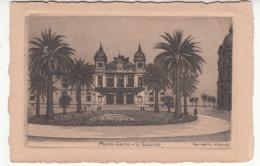Illustrateur - Schlumberger - Eau Forte Originale - Monaco - Monte-carlo - Le Casino - Illustrateurs & Photographes