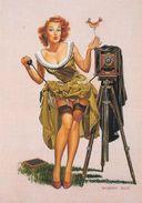 Pin Up De Vaughan Bass : Watch The Birdie 1948 (2 Scans) - Pin-Ups