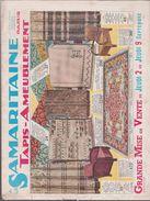 CATALOGUE DE LA SAMARITAINE - 1937 - Autres Collections