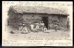ALGERIE - Maison Kabyle - N°174 - Scenes