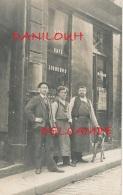 COMMERCE // CARTE PHOTO / MAISON GARREL   Vins Cafés Liqueurs - Negozi