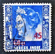 INDES NEERLANDAISES - SURCHARGE 1947 - OBLITERE - YT 310 - MI 341 - Niederländisch-Indien