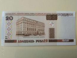 20 Rubli 2000 - Bielorussia