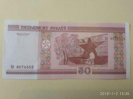 50 Rubli 2000 - Bielorussia