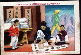 CHOCOLAT LOMBART, N°41, TONKIN, HANOI - Lombart