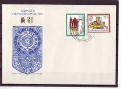 DDR, Nr. 2403/04, FDC - FDC: Covers