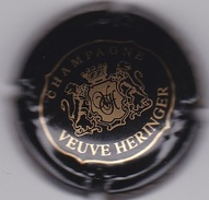 CAPSULE - PLAQUE DE MUSELET - Veuve Heringer - Sparkling Wine