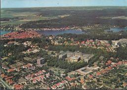 Mölln - Gesamtansicht - Luftaufnahme - **AK5-447** - Moelln
