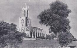 FOTHERINGHAY CHURCH - Northamptonshire