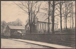 Primitive Methodist Chapel, Lymm, Cheshire, C.1910s - C E Ardern Postcard - England