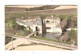 CPSM 28 Chateauneuf En Thymerais MAILLEBOIS - CHENNEVIERES Ferme Fortifiée Du Rouvray   1974 Peu Commune - France