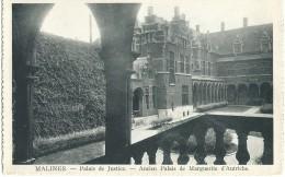 Mechelen Malines - Palais De Justice - Ancien Palais De Marguerite D'Autriche - Malines