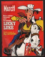 8033 M -  Lucky Luke   (Bande Dessinée ) Bernadette Lafont   Ornella Muti   Coluche   Jean Loup Dabadie - Allgemeine Literatur