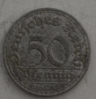GERMANIA - 3° Reich - 50 Pfennig - 1921 - (74) - [ 3] 1918-1933 : Repubblica Di Weimar