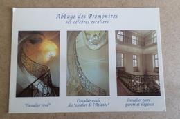 PONT A MOUSSON - Abbaye Des Prémontrés Ses Célébres Escaliers (54 Meurthe Et Moselle) - Pont A Mousson