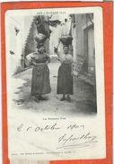 Lot : Puy-l'Eveque, Les Porteuses D'Eau - Sousceyrac