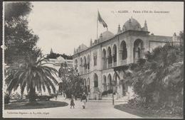 Palais D'Eté Du Gouverneur, Alger, Algerie, C.1910 - Régence CPA - Algiers