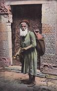 Postcard Egypte Vendeur D'eau Egypt Water Vender By Ephtimios Freres Of Port Said My Ref  B11775 - Street Merchants