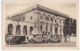 Old Postcard 1920'  Greece  Rodi Rhodos Bus Italian Occup. - Griechenland