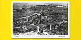 Route De Casablanca-Rabat Ponts Sur L'Oued-Cherrat (Flandrin) Maroc Afrique - Altri