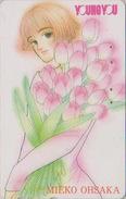 Télécarte Japon / 110-011 - MANGA - YOUNG YOU By MIEKO OHSAKA - ANIME Japan Phonecard - BD COMICS TK - 9877 - BD