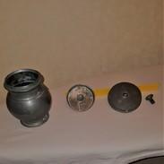 POT à TABAC Ou à PHARMACIE - Tabac (objets Liés)