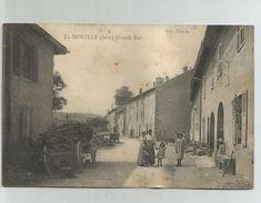 La Mouille (Jura) - Grande Rue - France