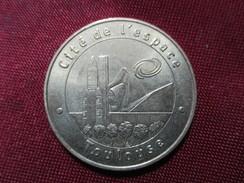 Monnaie De Paris Toulouse Cité De L'Espace 1998 RARE - Monnaie De Paris