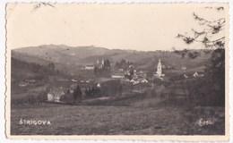 Old Postcard 1930' Croatia Strigova Prekmurje Mura - Croacia