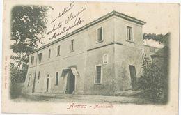 "AVERSA Precursoria 1901  PROV. CASERTA ""Manicomio"" - Aversa"