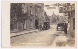 Old Postcard 1930' Stamford England - England